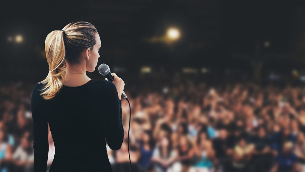 How to Improve at Public Speaking (3 Unique Ways)